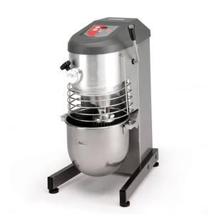 Sammic 10Qt Planetary Mixer 7 Lb Flour Capacity w/ Attachments - BE-10