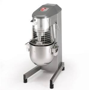 Sammic BE-40 40Qt Planetary Mixer 26 Lb Flour Capacity w/ Attachments