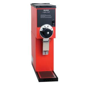 Bunn G2-0001 2lb Bulk Coffee Bean Grinder Red