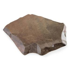 G.E.T. ML-282-SLATE 1ea Stone-Mel™ 14 x 13 Slate Look Display Tray