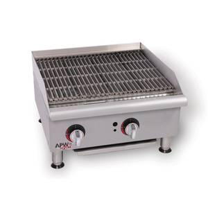 APW Wyott GCB-48I Champion 48in Countertop Radiant Charbroiler Gas