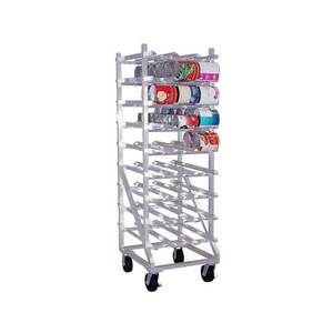 New Age Mobile Full Size Can Rack Holds (162) #10 Cans - 1250CK