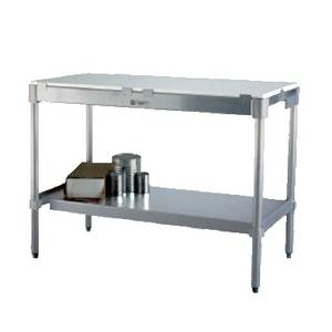 New Age 24x 96 Knock-Down Poly Top Work Table - 24P96KD