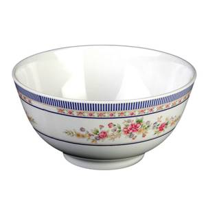 Thunder Group 5208 Melamine Rice Bowls 56 oz 8 Dia 1 Dozen 5 Color Options