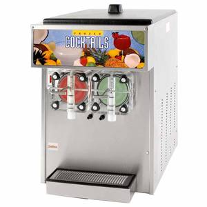 GMCW 3312 Crathco Dual Cylinder 7.5 Gallon Frozen Beverage Dispenser