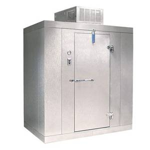 Nor-Lake 8'x12' Indoor Walk-In Freezer With Floor - 6'7 Height - KLF812-C