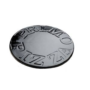 Primo Grills & Smokers 13 Ceramic Glazed Pizza Baking Stone Fits All Primo Grills - PRM340
