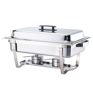 Browne Foodservice Full Size Economy Chafing Dish w/ Welded Frame - HL725A