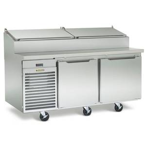 Traulsen 72in Refrigerated Pizza Prep Table - TS072HT