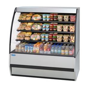 Federal Prepared Foods Refrigerated Self-Serve Merch - 50x52 - SSRPF-5052