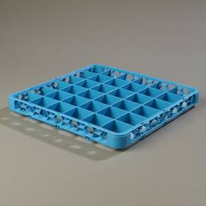 Carlisle Opticlean 36 Compartment Glass Rack Extender - RE3614
