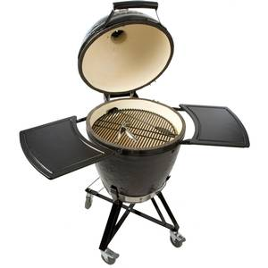Primo Grills & Smokers Kamado Round All-In-One Package - PRM773