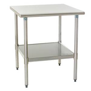 Eagle Group Budget Series WorkTable w/ Stainless Steel Top, 30in x 24in - T2430B-1X