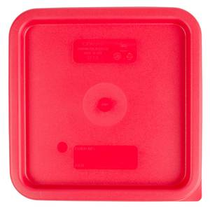 Cambro Food Storage Container Lid Square 6 & 8 qt - SFC6451