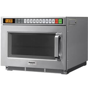 Panasonic 1700 Watt Commercial Microwave Oven 3-Stage Cooking - NE-17723