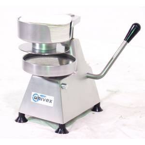 Univex 6in. Patty Press Burger Mold - 1406