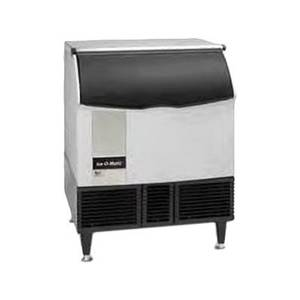 Ice-O-Matic 309lb Full Cube Ice Machine Air-Cooled Self Contained - ICEU300FA