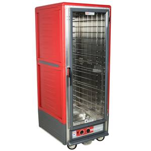 Metro Full Height Insulated Holding Cabinet With Fixed Pan Slides - C539-HFC-4