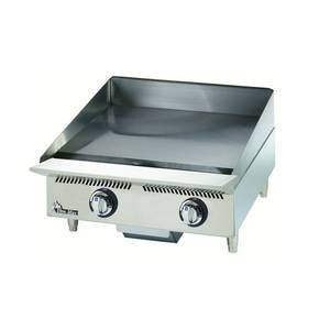 Star Ultra-Max 24in Mechanical Snap Action Gas Griddle - 824TA