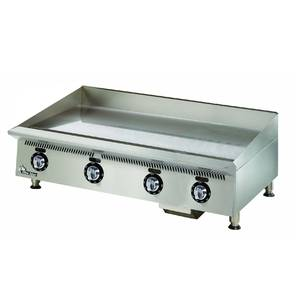Star Ultra-Max 48in Mechanical Snap Action Gas Griddle - 848TA