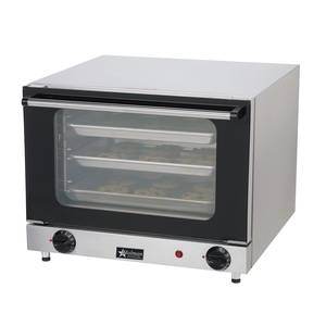 Star Countertop Holman Convection Oven Electric (3) 1/4 Size Pan - CCOQ-3