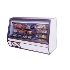 Howard McCray 50 Single Duty Refrigerated Fish/Poultry Display Case - SC-CFS32E-4