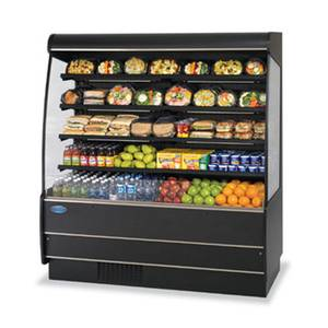 Federal High Profile Refrigerated Self-Serve Merch - 59.25x78 - RSSM-578SC