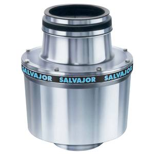 Salvajor 1.5 HP Sink Mount Disposer Assembly w/ MSS Control - 150-SA-MSS