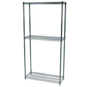 Nor-Lake 3 Tier Shelving Kit for 4 x 8 Walk-In Cooler or Freezer - SSG48-3