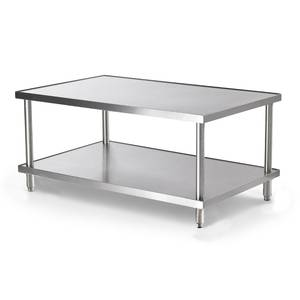 Vollrath 72 Heavy Duty Stationary Equipment Stand w/ 700lb Capacity - 4087072