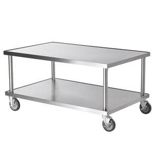 Vollrath 24 Heavy Duty Mobile Equipment Stand w/ 500lb Capacity - 4087924