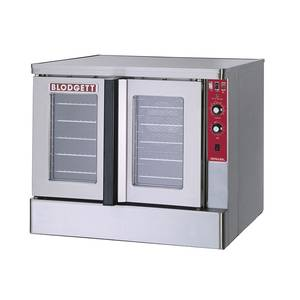 Blodgett Zephaire Gas Standard Depth Convection Oven Base Only - ZEPH-100-G BASE