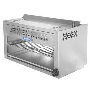 Radiance 24 Stainless Steel Cheesemelter Gas 20,000 BTU - TACM-24