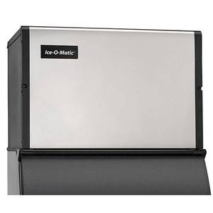 Ice-O-Matic Air Cooled Ice Machine 334lb 22in Half Size Ice Cube Maker - ICE0320HA