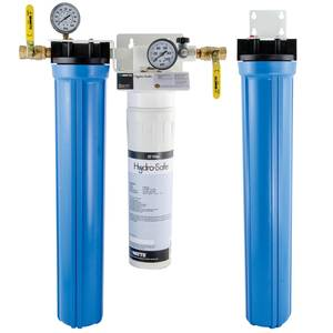 Dormont Hydro-Safe QT Steam Max 3-Stage Filtration System 1.5 gpm - QTSTMMAX-2S-1M