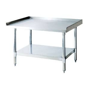 Green World by Turbo Air Turbo Air 48x30 Stainless Steel Equipment Stand - TSE-3048