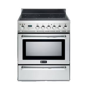 Verona Stainless Steel 30 Self-Cleaning Electric Range - VEFSEE304PSS