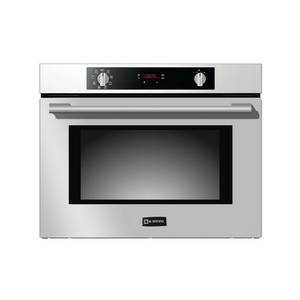 Verona 30x24 S/s Self Cleaning Electric Wall Oven 3cf Oven Cap. - VEBIEM3024SS