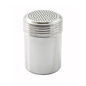Winco 10oz Dredge No Handle Stainless Steel - DRG-10H