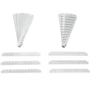 Nemco 1/4 Replacement Blade Assembly (Set of 22) - 436-1