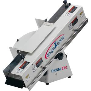 DoughXpress French Bread / Bun / Bagel Slicer 220V - DXSM-270E