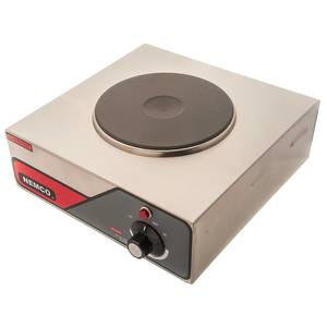 Nemco Single Burner Electric Range / Hot Plate - 240v - 6310-1-240
