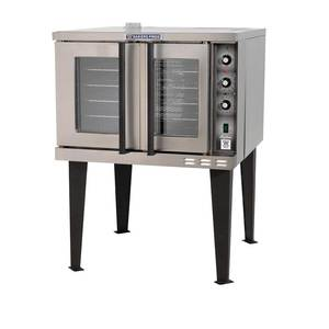 Bakers Pride Cyclone Full Size Electric Convection Oven - 220-240v/1ph - BCO-E1