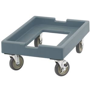 Cambro 27x19 Slate Blue Camdolly Dolly Dough Box 10 Height - CD1826PDB401