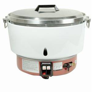 Thunder Group 50 CUP 400 BTU Gas Rice Cooker - NAT - GSRC005N