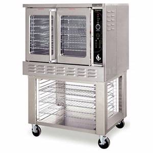 American Range Majestic Convection Oven Bakery Depth w/ Two Stainless Doors - M-1