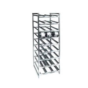 Channel Manufacturing Aluminum Can Rack - 162 #10 Cans or 216 #5 - CSR-9