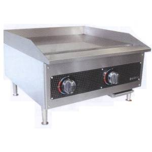 Anvil America FTG9024 24 inch Gas Flat Top Griddle Grill