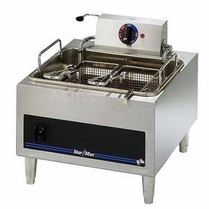 Star 15LB Deep Fat Grease Electric Fryer - 301HLD
