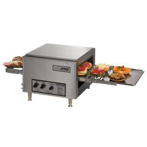 Star 10 Miniveyor Multi-Purpose Radiant Conveyor Pizza Oven - 210HX